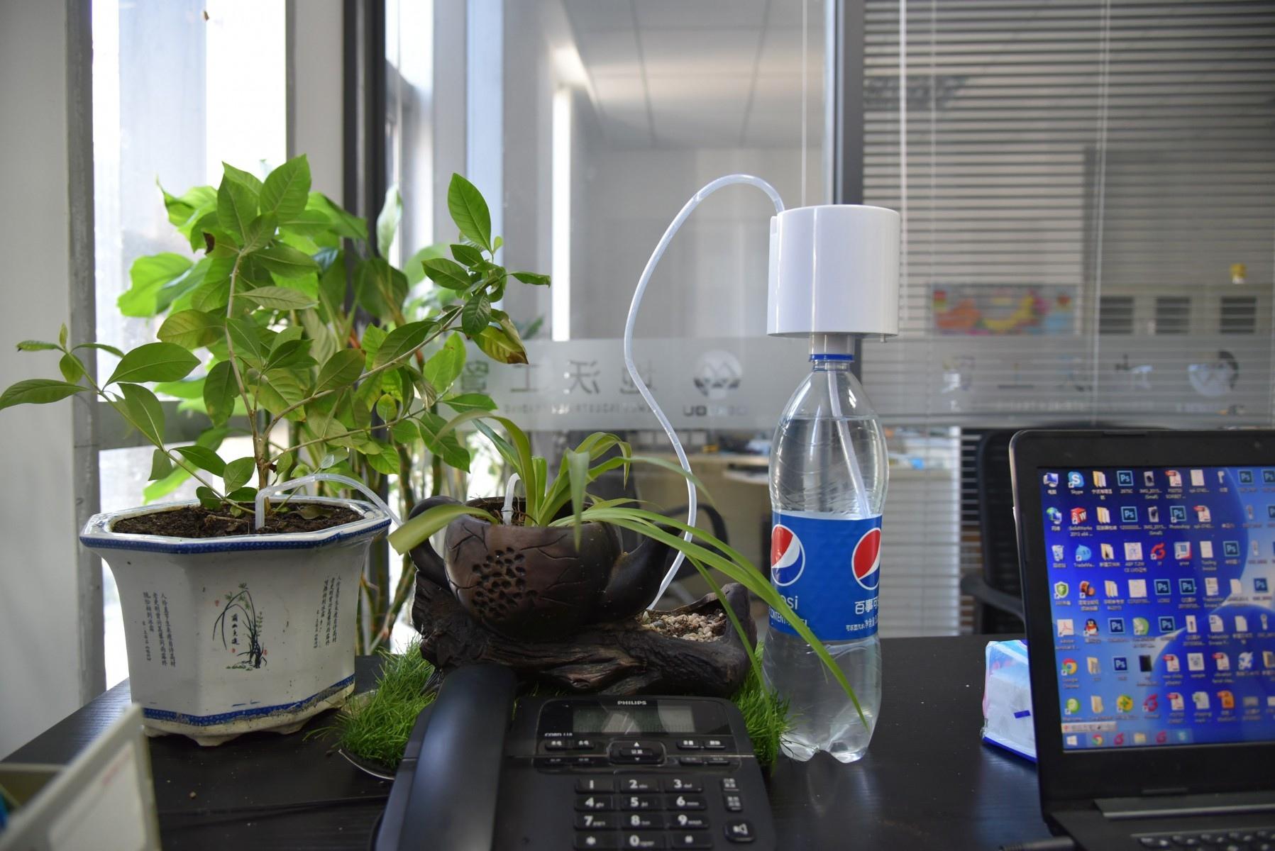 Автополив для растений своими руками